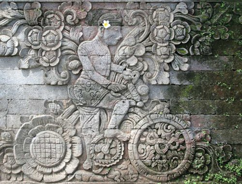 PaleoSeti Mysteries - The sarcophagus lid of Palenque